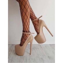 Обувки с 18см ток