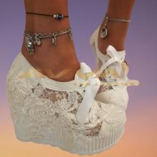 Сватбени обувки